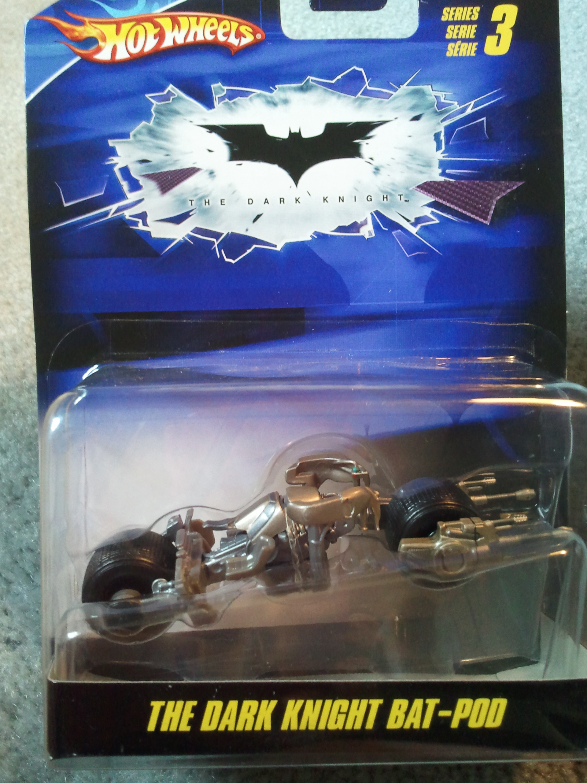 Mattel Hot Wheels Batman 1966