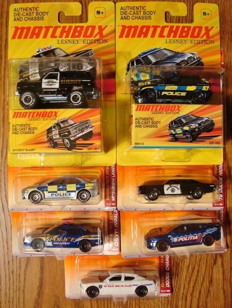 Police Car Matchbox Matchbox Sheriff Police Cars