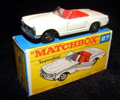 Matchbox Lesney Superfast