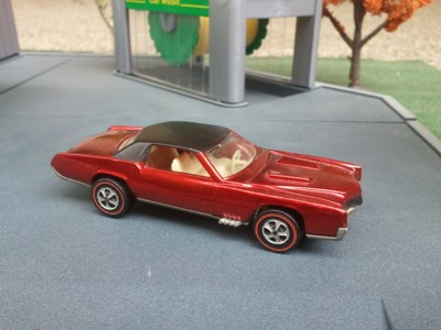 Hot Wheels Redline Custom Eldorado