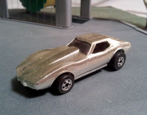 Hot Wheels Corvette Stingray