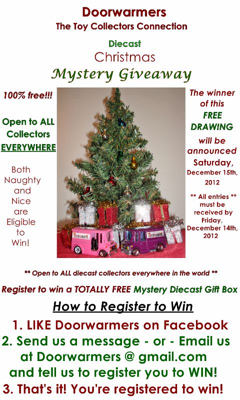 Toy Collectors - FREE Giveaways!
