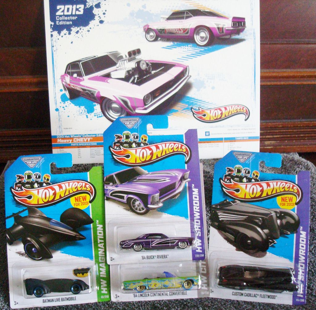 Hot Wheels collectors Kmart Collector Day February 2013 –