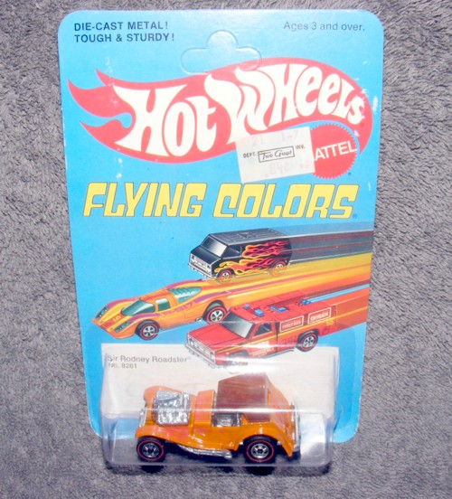 Hot Wheels Redline Flying Colors