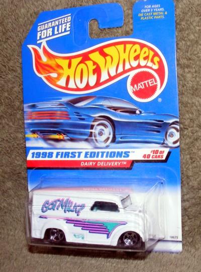 1998 hot wheels first editions iroc firebird #653-gold paint-true.