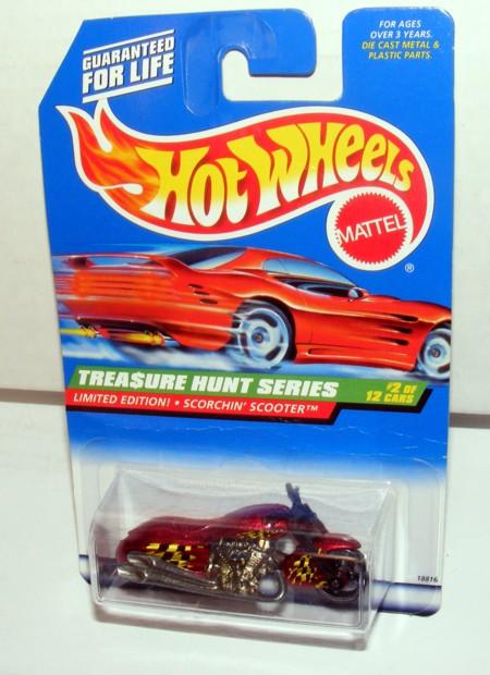 Hot Wheels Treasure Hunt For Sale