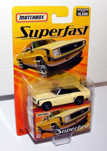Matchbox Superfast
